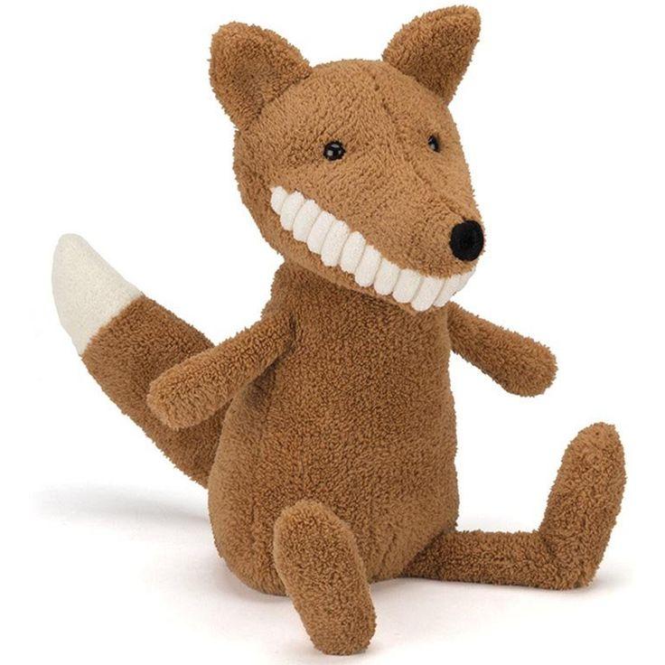 Meet Toothy Fox!