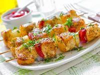 Chich taouk (pollo marinato grigliato, ricetta libanese)
