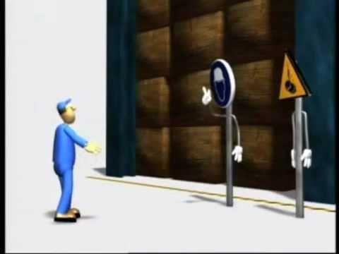 video que demuestra las diferentes señales