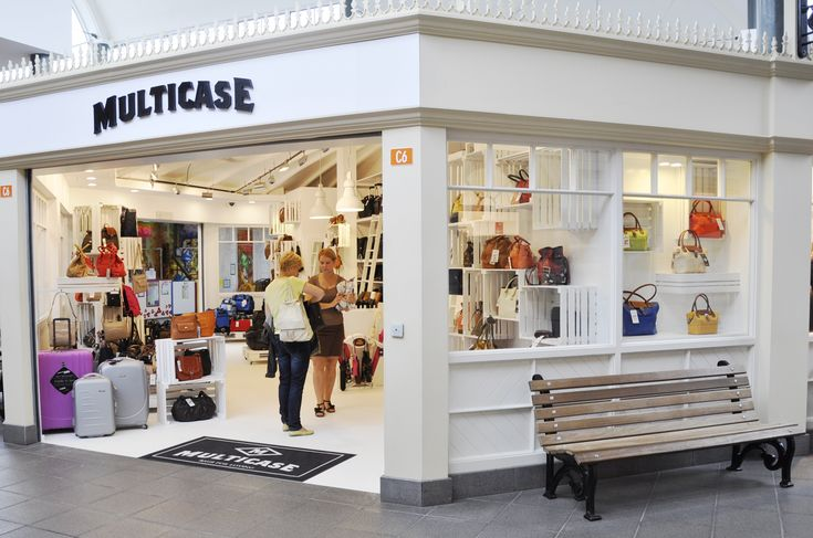 Multicase sklep z galanterią skórzaną Piaseczno Fashion House Outlet lok.C6