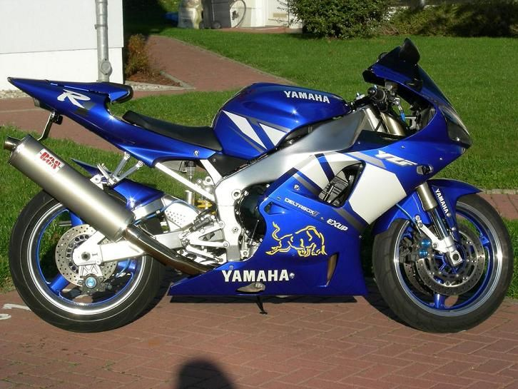 1998 R1 >> CLICK ON IMAGE TO DOWNLOAD 2000 Yamaha YZF-R1 R1 Model Year 2000 Yamaha ~ 2001 Supplement Manual ...