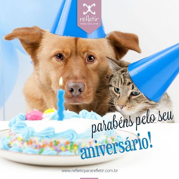Mensagens De Aniversario Para Facebook Com Cachorros