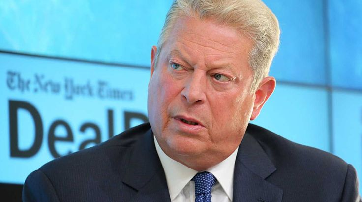 Chris Wallace of Fox News Confronts Al Gore About His Failed Global Warming Predictions
