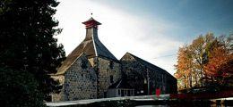 Cardhu Distillery, Knockando, Scotland