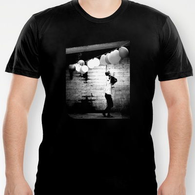 """""""FOR A MOMENT I REMEMBERED"""" men's and women's fitted T's and Hoodies in various colours and sizes available at Society6! HOODIES $38 FITTED T's $22"""