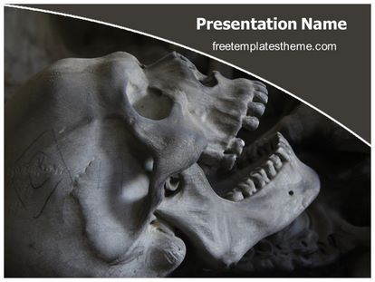 28 best education free powerpoint ppt templates images on pinterest get this free human skull powerpoint template with different slides for toneelgroepblik Image collections