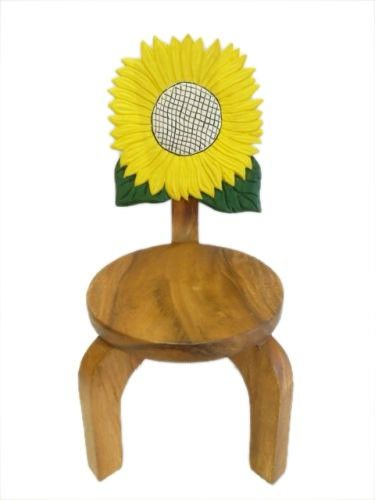 Spring Valley Childrens Sunflower Chair