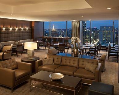 Hilton Toronto Hotel, Ontario Canada - Executive Lounge    Ontario M5H 2L2