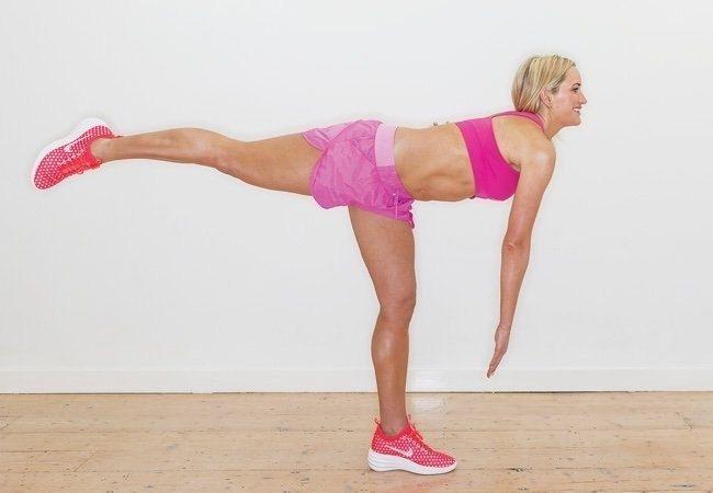 5 упражнений для ягодиц