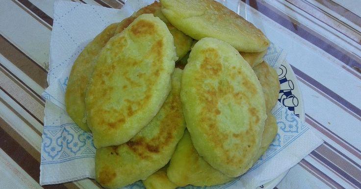 Busy mum's notes: #Potato #cutlets with peas filling (#Ukrainian potato zrazy)