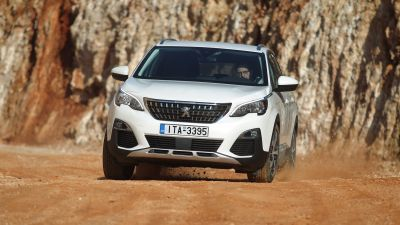 Peugeot 3008 1.6 BlueHDi 120 EAT6 by drive.gr