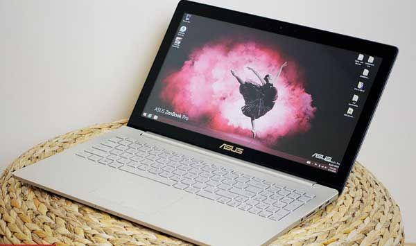 ZENBOOK PRO UX501 نگاهی کوتاه به لپ تاپ جدید ایسوس