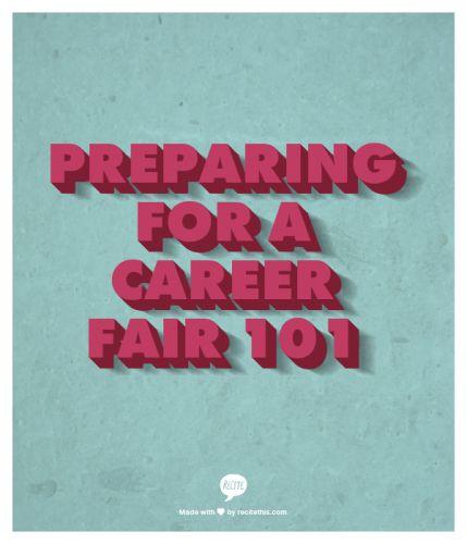 28 best Career\/Job Fair Tips images on Pinterest Career advice - 9 sample job fair reports