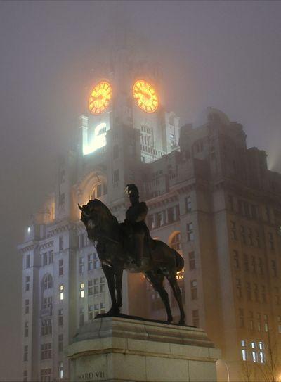 06. Liver Fog Liver Buildings Liverpool