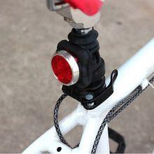 Ciclismo Accesorios de Bicicletas led bicicleta Luz de La Bicicleta 3 LED Head Delantero Trasero luz Trasera Recargable USB(China (Mainland))