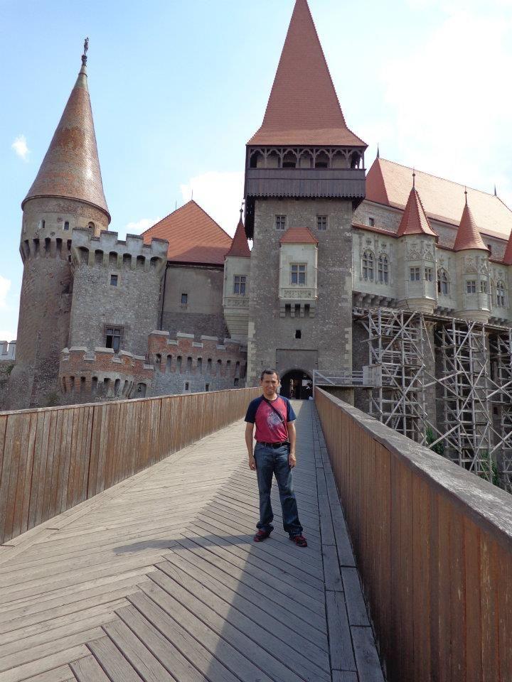 Esos castillos llenos de leyendas de vampiros. Rumania y la región de Transilvania.