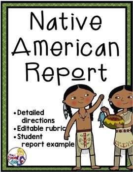 Need help with Research Paper about Native Americans!!!?