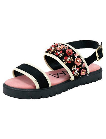 Koop Xyxyx - Sandaaltjes zwart in de Heine online-shop