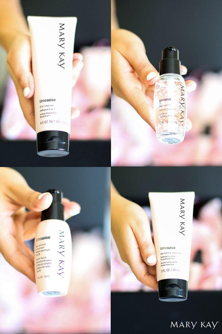 Disfruta de los productos Mary Kay durante 21 días y nota el cambio en tu piel, ¡haz del cuidado de la misma un hábito en tu vida diaria!