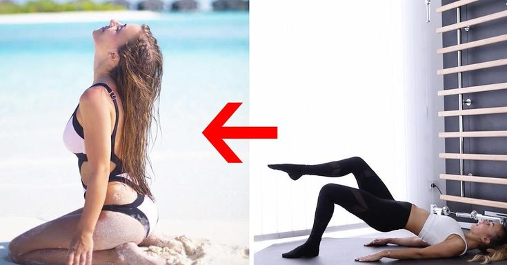Sie wollen Ihren Körper Sommer-tauglich machen? Dann hat Sabrina Nickel das perfekte Workout für Sie zusammengestellt. Wenn Sie über vier Wochen die fünf einfachen Übungen ausführen, dreht sich im Urlaub jeder nach Ihnen um.