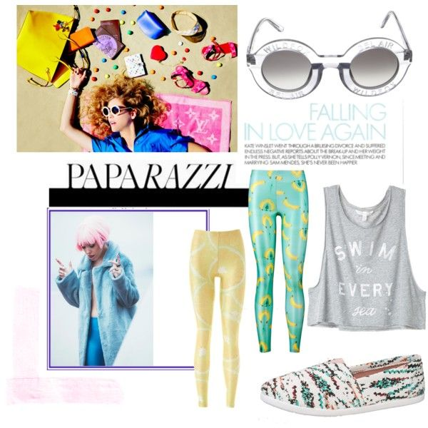 PCP Genesis by pellachristinapapachristou on Polyvore featuring Victoria's Secret and Wildfox