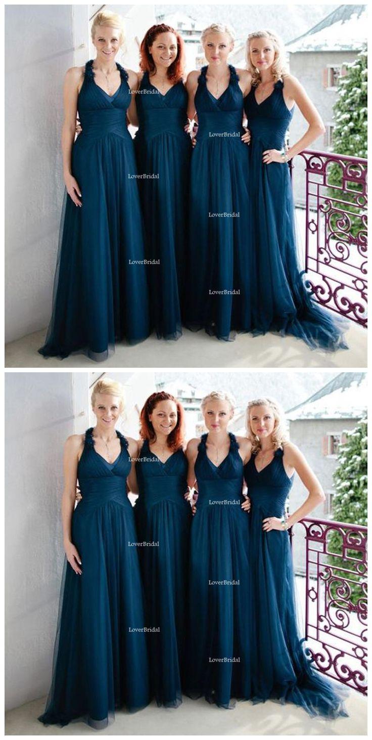 The 25 best dark teal bridesmaid dresses ideas on pinterest halter dark teal tulle elegant formal on sale long bridesmaid dresses wg373 ombrellifo Images