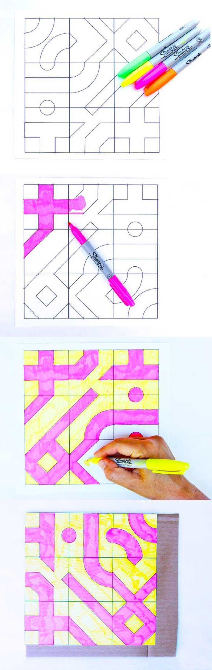 Math Game Idea Infinity Tiles