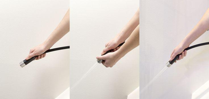 Idroscopino in acciaio inox TENSO by Antonio Lupi Design® design GI-RA