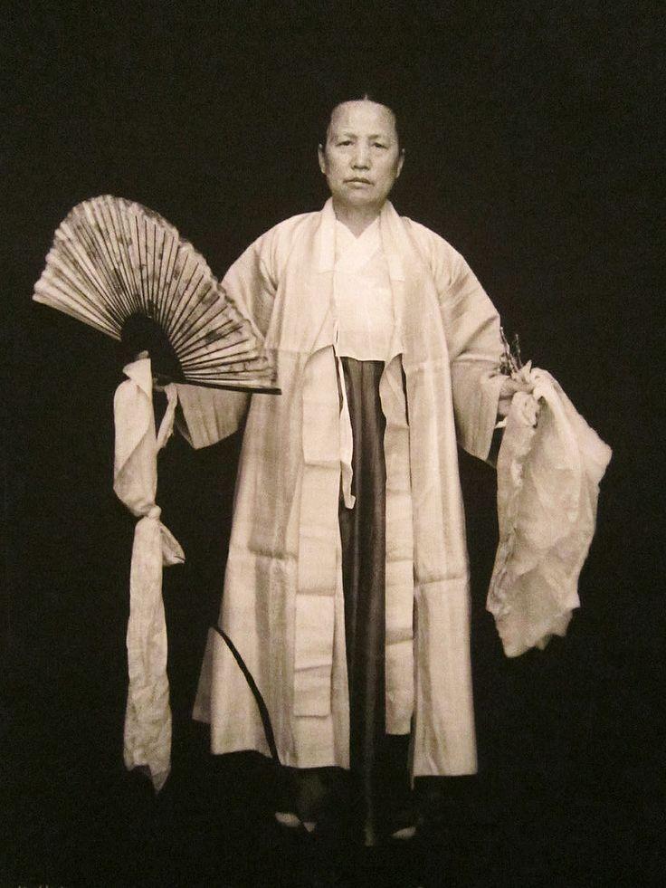Korean Shaman (1930s)