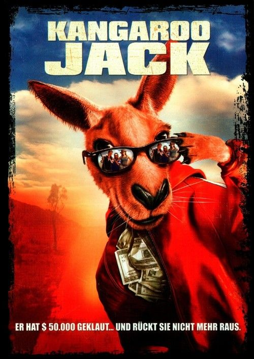 Watch Kangaroo Jack (2003) Full Movie Online Free