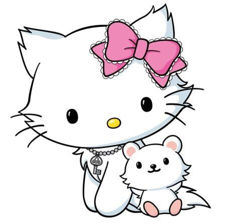 hello friend images | Meet the extended family and friends of Miss Kitty White (Hello Kitty)