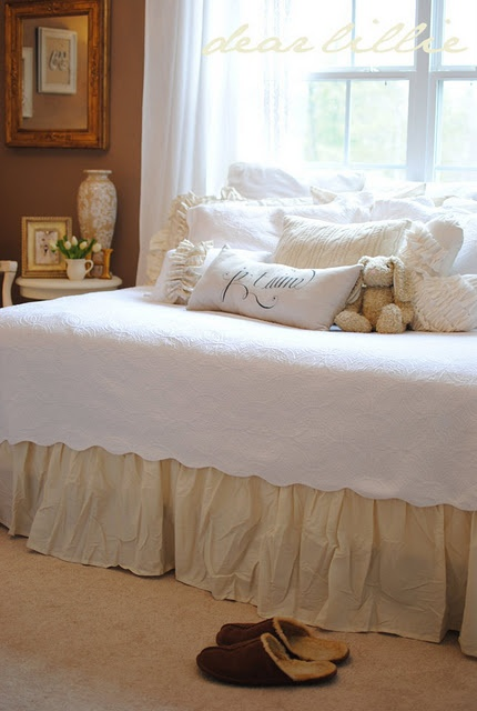 Daybed Bed Skirt 97