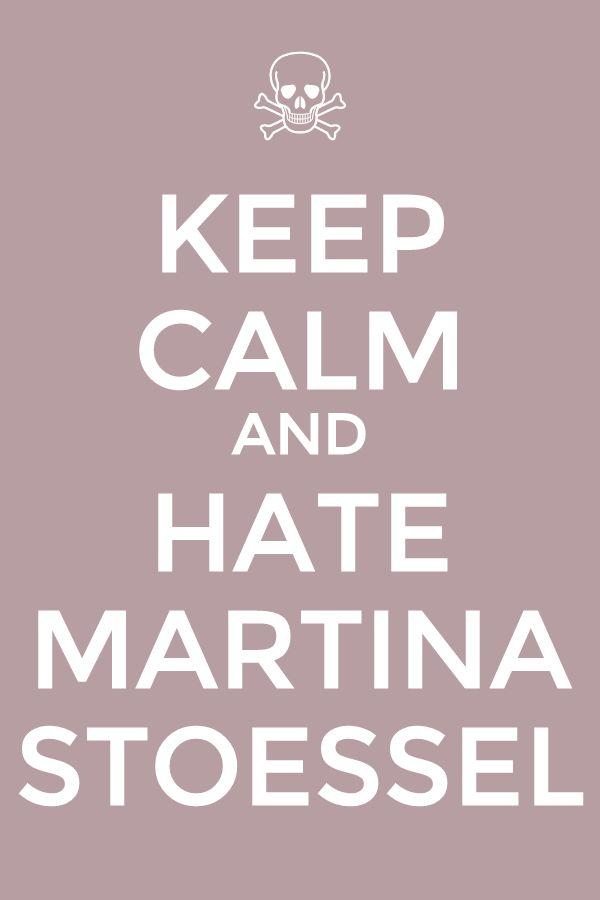 Keep Calm And Hate Martina Stoessel Keep Calm