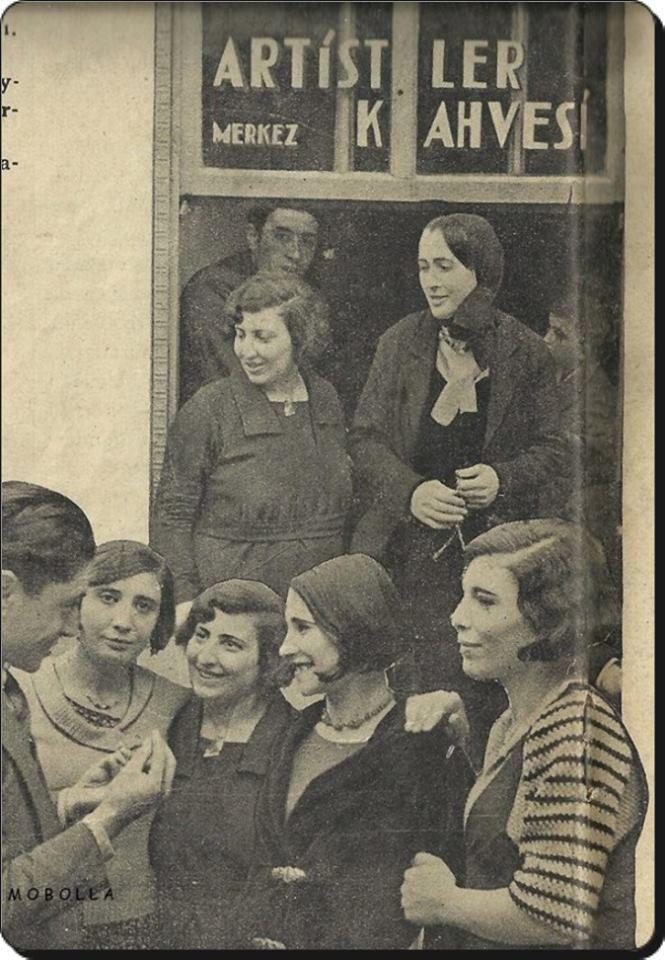 Beyoğlu - 1935