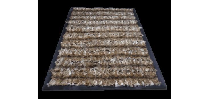 LYNX fur rug