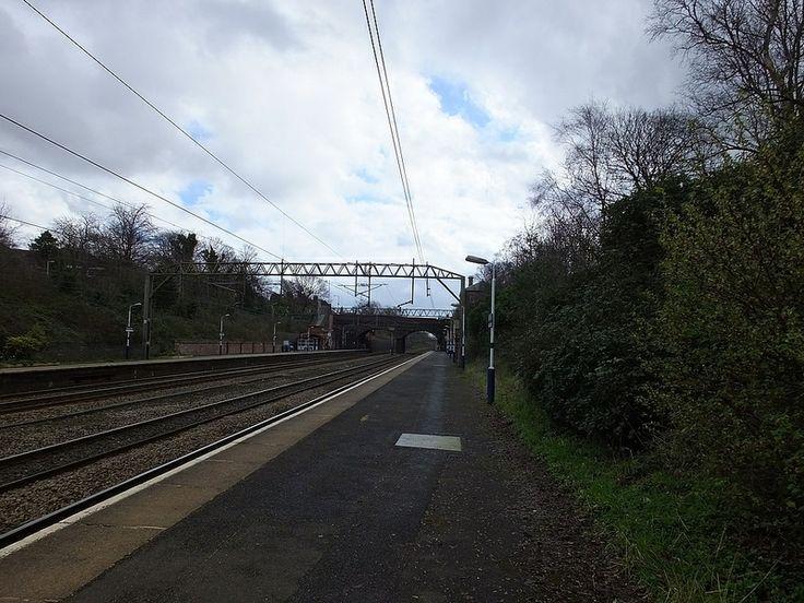 Heaton Chapel Station