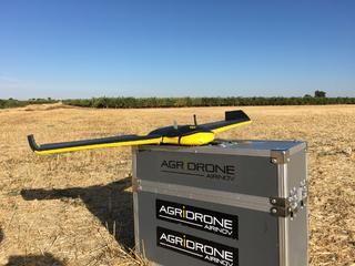 Los drones toman el campo español - Libertad Digital