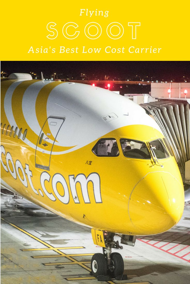 It's hard to miss the cheery yellow livery of Scoot cruising down the runway. Find out how long-haul carrier Scoot compares to airlines on similar routes! | #FlyScoot #Singapore #Asia #AirlineReview |