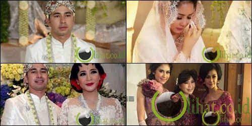 7 Fakta Pernikahan Raffi Ahmad danNagita Slavina