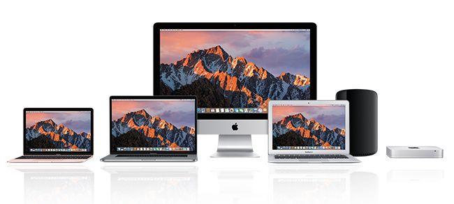 Legales Mac Center