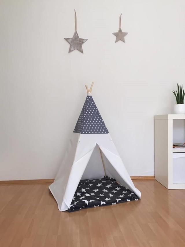 ber ideen zu tipis auf pinterest kissen und spielzelte. Black Bedroom Furniture Sets. Home Design Ideas