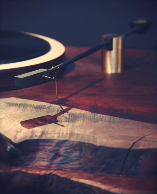 BDDW does turntables. and they are exquisite.