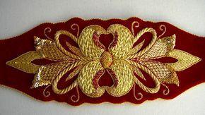 Image result for fotos de bordados en oro
