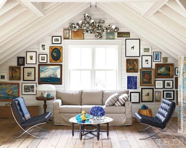 171 Best Art Walls Images On Pinterest