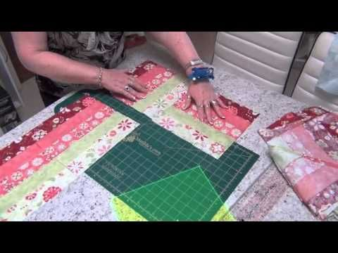 1000 Images About Tutorial Jelly Roll On Pinterest Fat