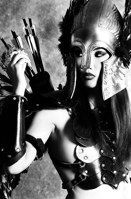 Warrior Angel Women