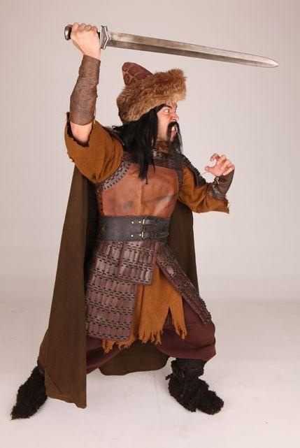 """Attila the Hun """"Scourge of God"""", 59th King of the Huns is my 42nd great…"""