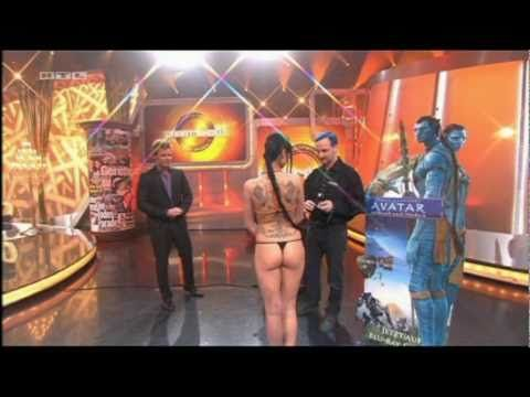 Bodypainting Avatar Making Of.mpg