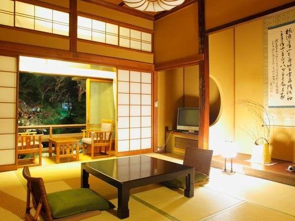 Japanese interior 伊豆修善寺温泉 湯回廊 菊屋のフォトギャラリー - 宿泊予約は<じゃらん>