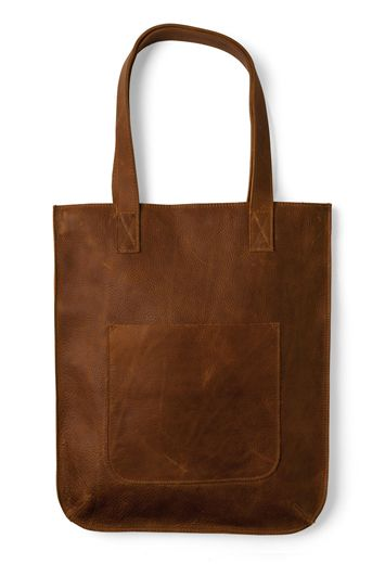 Beautiful leather bag from Amsterdam